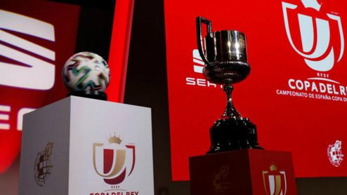 Sorteo de semifinales de Copa del Rey 20/21: Cruces, emparejamientos, partidos y fechas
