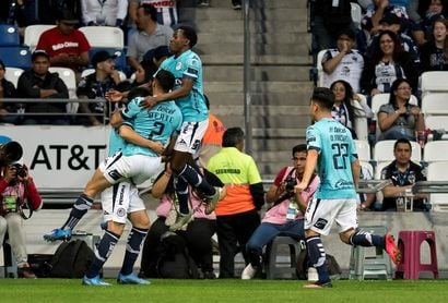 2-2. El chileno Felipe Gallegos rescata empate del San Luis ante el Tijuana