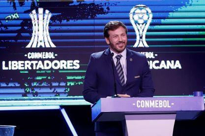 "Domínguez promete un 2021 con ""sobredosis de fútbol"" suramericano"