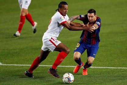 Sevilla-Barcelona y Athletic-Levante, semifinales de la Copa 20/21