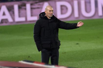 """Zidane se enfada: """"Espero un poco de respeto"""""""