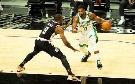 115-119. Tatum y los Celtics aprovechan la ausencia de George y ganan a los Clippers.