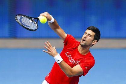 """Djokovic: """"Fuera de la pista no le tengo ningún respeto a Kyrgios"""""""