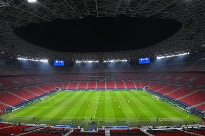 El Leipzig-Liverpool se jugará en Budapest