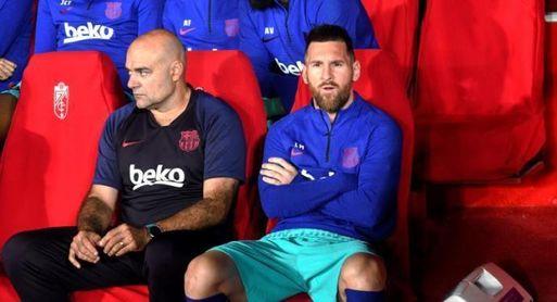 Koeman sale ante el Betis pensando también en el Sevilla-Barcelona del miércoles.