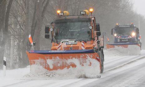La nieve obliga a aplazar el Bielefeld-Bremen de la Bundesliga