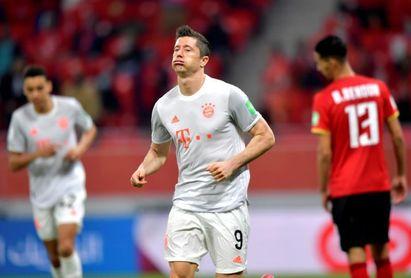0-2. Un doblete de Lewandowski pone al Bayern en la final
