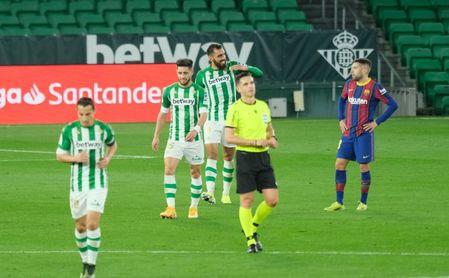 Borja, el 'fichaje' de enero del Betis