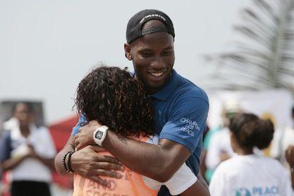 Isaac Drogba, hijo de Didier Drogba, jugará en la Serie D italiana
