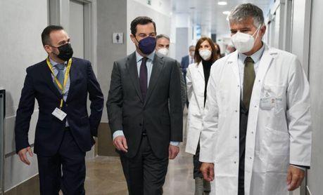 Andalucía: baja con fuerza la tercera ola, pero se notifican 53 muertes