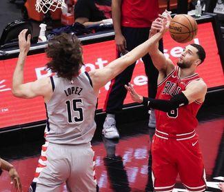 101-105. Beal anota 35 puntos y Wizards ganan a Bulls