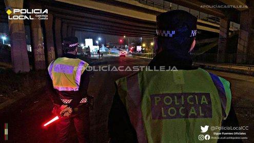 Unas 1.000 denuncias en Castilleja de la Cuesta a conductores que creían estar en Tomares u otros pueblos del Aljarafe