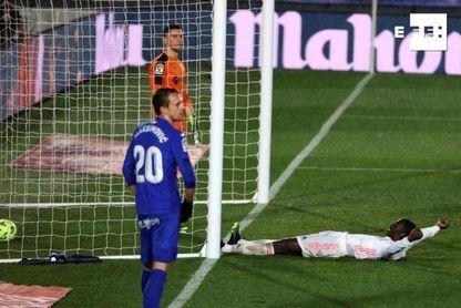 El Getafe, 359 minutos sin gol y crisis interna