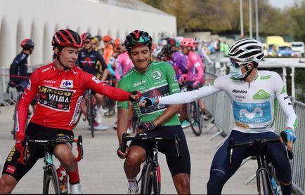 RTVE renueva su compromiso con la Vuelta hasta 2024