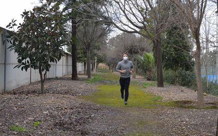 Caminar: una opción fantástica para practicar en las instalaciones del SADUS