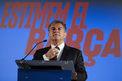 La candidatura de Laporta abre la opción de ir a jugar a Montjuïc