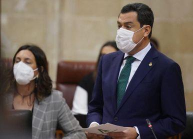 Tercer día con más de cien muertes, pero baja la tasa de incidencia en Andalucía