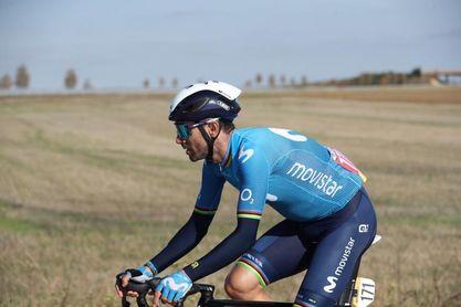 """Valverde: """"La Vuelta será bonita y espectacular"""""""