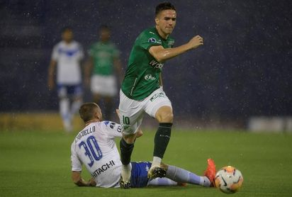 Deportivo Cali traspasa al River Plate al goleador Agustín Palavecino