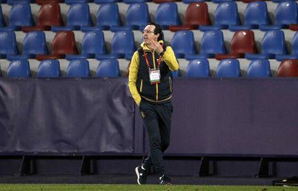 """Emery: """"El objetivo europeo es obligatorio y el Betis un rival directo"""""""