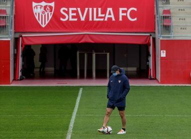 """Lopetegui: """"El Huesca es un equipo totalmente vivo que hace un buen trabajo"""""""