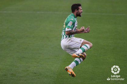 Aitor Ruibal se ha hecho con un puesto prácticamente fijo en el once titular de Pellegrini.