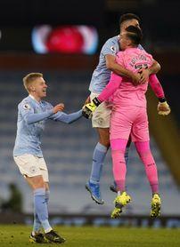 3-0. Guardiola ajusticia al Tottenham y la Premier
