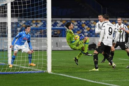 El Nápoles se venga del Juventus