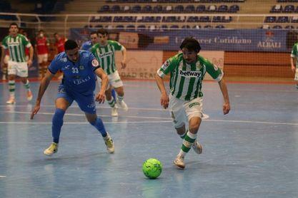 Una imagen del partido.