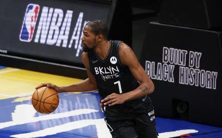 Durant vuelve triunfal a la Bahía; Jazz, imparables; Sixers, pierden