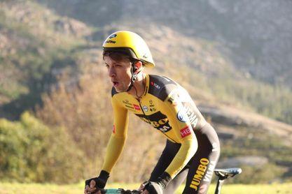 George Bennett, campeón de Nueva Zelanda de ciclismo en ruta