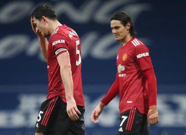 El Manchester United se enreda ante el West Bromwich