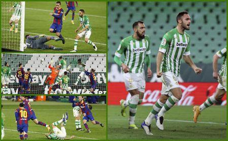 El central del Betis Víctor Ruiz supera sus molestias y regresa a Villarreal tras hacer historia en LaLiga