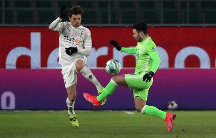 El Wolfsburgo cede al Eintracht el tercer puesto