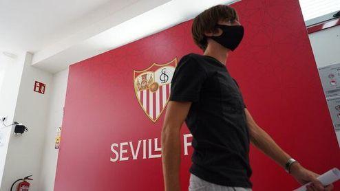 Reunión decisiva para el futuro de Bryan Gil en el Sevilla