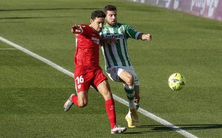 Ya hay horario para el derbi Sevilla-Betis de la jornada 27.