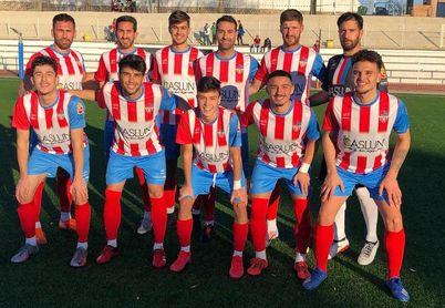 El Villarreal echa sus redes a una de las revelaciones del fútbol sevillano: Juan González (en la fila de abajo, centro).
