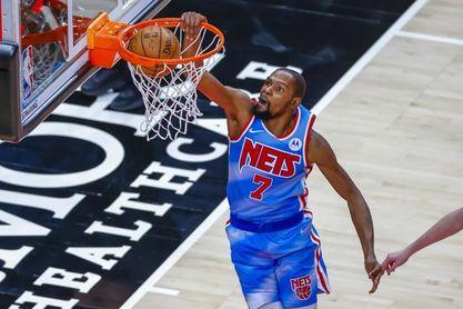 Kevin Durant se perderá los próximos dos partidos por una lesión muscular