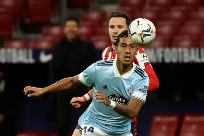 """Renato Tapia, vinculado con el Sevilla FC, """"enfocado"""" en el Celta, pero confía en dar """"un paso adelante""""."""