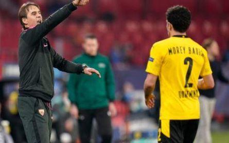 """Lopetegui: """"Merecimos el 3-3; hay un posible penalti"""""""