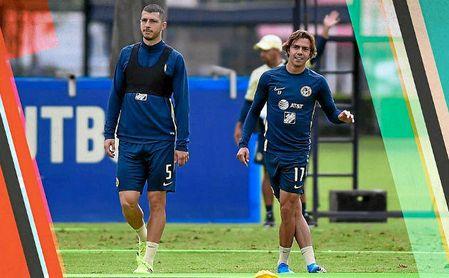 Guido Rodríguez y Sebastián Córdova, jugadores del América de México, están en la agenda del Betis.