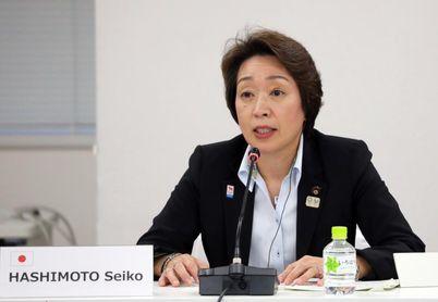 """Koike deposita """"grandes expectativas"""" en Hashimoto al frente de Tokio 2020"""