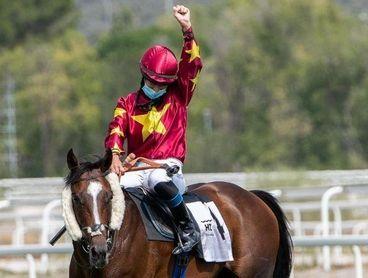 La sevillana Nieves García, primera española en el Campeonato de Jockeys de Arabia Saudí