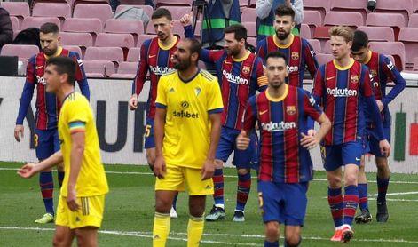 El Cádiz, la víctima número 38 de Messi en la Liga