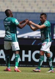 El ecuatoriano Mena da el triunfo al campeón León en la cancha de los Pumas