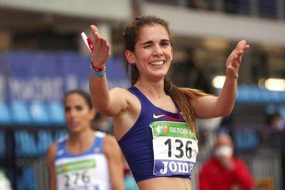 Marta García sorprende a las favoritas en el 3.000