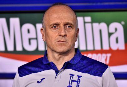 La selección de Honduras viaja para partidos de preparación con Costa Rica