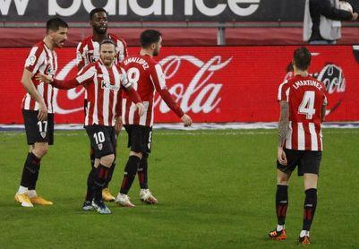 1-1. El Villarreal resiste el acoso del Athletic