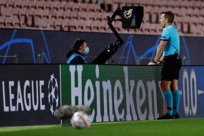 El alemán Stieler dirigirá el Atalanta-Real Madrid