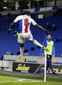 Un gol en la prolongación y una maravilla de Mateta dan el triunfo al Palace